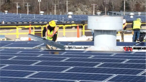 Compass Circle Solar - Solar project by EDP