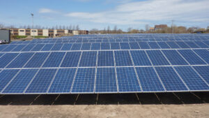 Jacome Way Power - Solar project by EDP