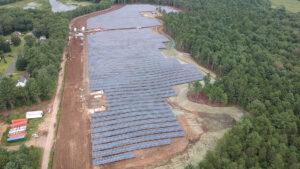 Richmond Solar Power 1 - Solar project by EDP